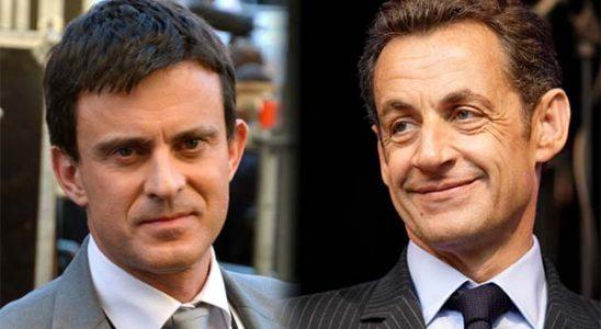Valls et Sarkozy le comparatif et les similitudes