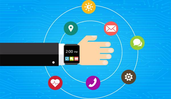 marché de la montre connectée