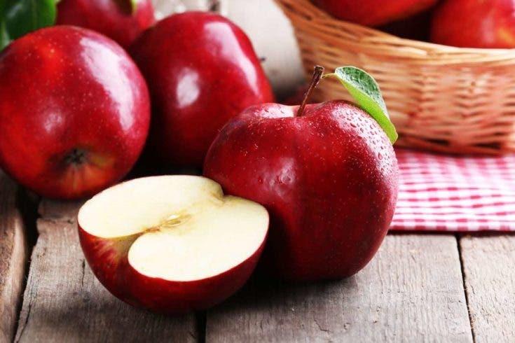 pomme contre mauvaise haleine
