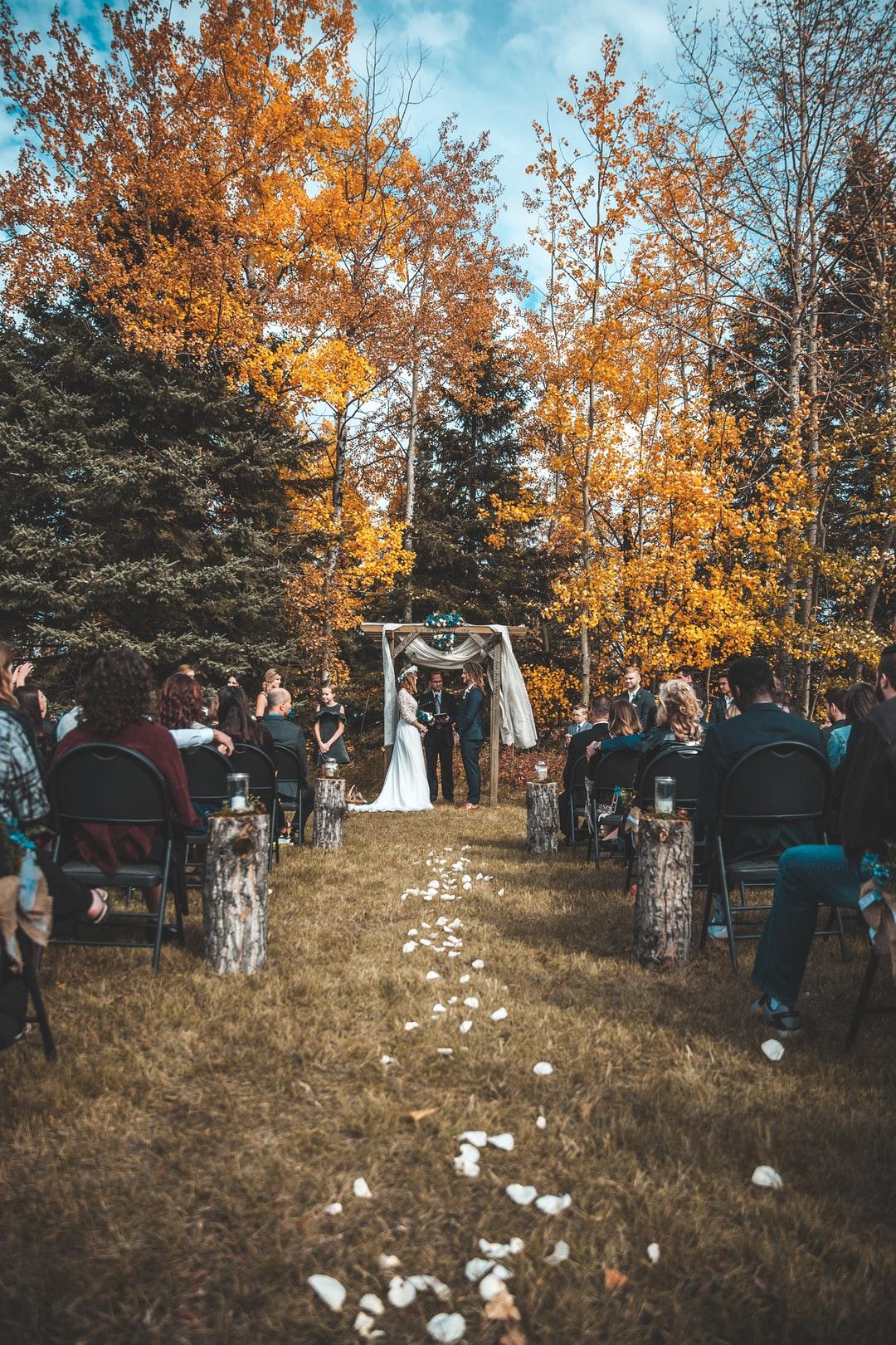 mariage ecolo